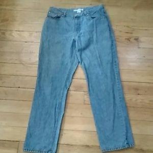 Pre-owned Tommy Hillfiger Flag Pocket Blue Jeans